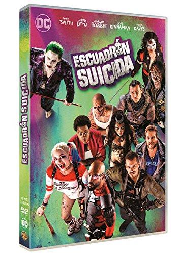 Escuadrón Suicida [DVD]