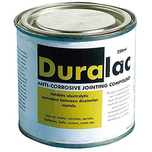 Preisvergleich Produktbild BTK Duralac Isolierung und Dichtstoff Anti Corrosiv für Kohlenstoff Aluminium flexibel - strapazierfähig