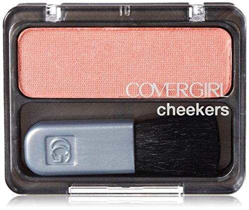 Covergirl Cheekers Blush, Rose soie 105, 3,4 gram