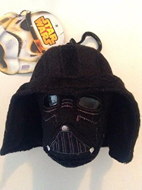 Star Wars Darth Vader Plush Carabiner Backpack Clip