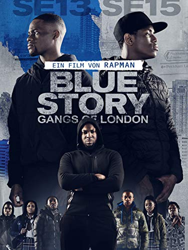 Blue Story Gangs of London