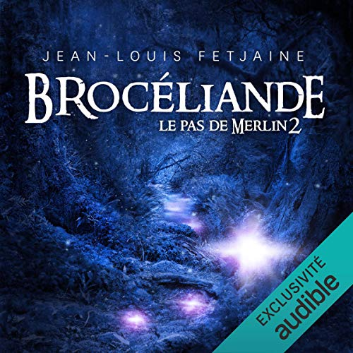Brocéliande audiobook cover art