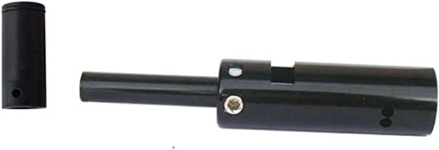New Paintball Aluminum Power Tube and Derlin Front Bolt for Tippmann A5 X7 - Black Color