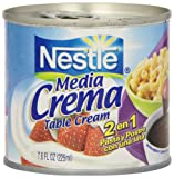 Nestle, Table Cream, 7.6 oz