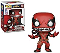ポップキャプテンアメリカハーリークインブラックブラックウィディアアベンジャーズ3アイアンマンQバージョン置物 MelodyUS (Color : # 300 Venom Deadpool)