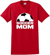 Soccer Mom, Proud Sports Team Mother T-Shirt
