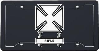Us Army Marksman Badge - Rifle Personalized Custom Car Tag Aluminum License Plate
