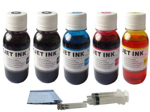Non-oem Bulk Ink Refill for Epson Nx515 Workforce 600 610 40 Printer 69 97