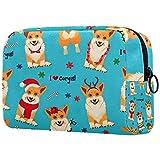 Geschenke für Männer Frauen Schminktasche Kulturbeutel Kleine Kosmetiktasche - Doggate Dog Pyjamas