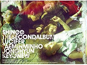 SHINee Vol. 2 - LUCIFER (Type A) (CD + Photo Album A) (Taiwan Version)