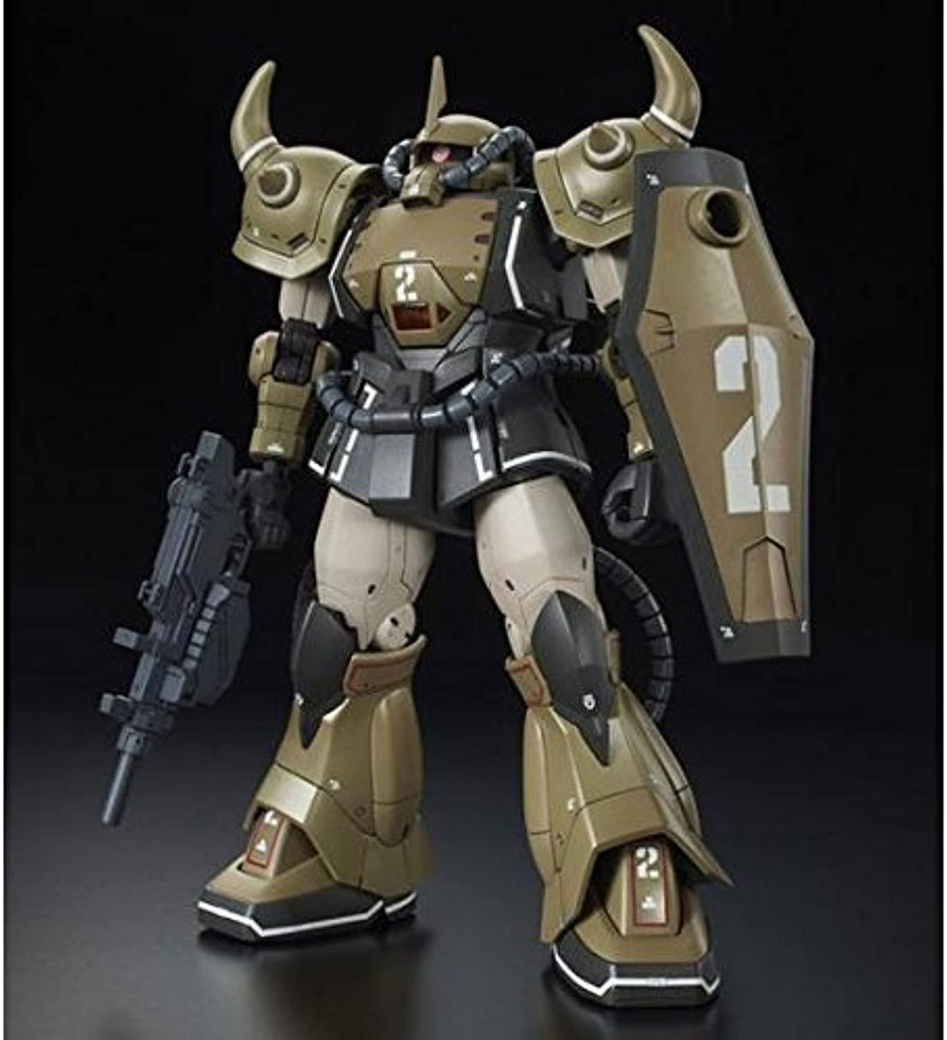 HG 1 144 YMS07A0 PredoType Gouf, Mobile Demonstration Unit Sand color Ver.