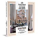 SMARTBOX - Caja Regalo - Paradores: Una Noche para soñar - Idea de Regalo - 1 Noche con Desayuno para 2 Personas