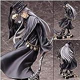 XIAOGING J Ghee Anime Black Butler 1/8 Funeral Kuroshisuji PVC Figura Figura de colección Modelo de Juguete 21