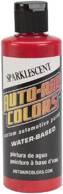 AUTO-AiR Colors Overseas parallel import regular item SPARKLESCENT 4585 Miami Mall Rock Red Star 12