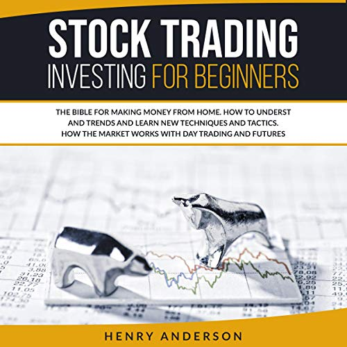 Stock Trading Investing for Beginners cover art