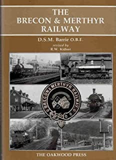 Brecon & Merthyr Railway (Library of Railway History)