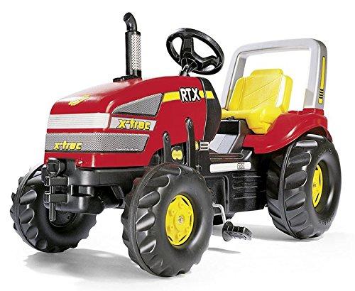 ROLLY TOYS - 03 555 7 - Tracteur À Pédales - Rollyx-trac