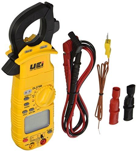UEi Test Instruments DL379B Digital HVAC Clamp Meter