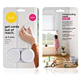 Up & Away | Magnetic Window Blind Cord Safety...