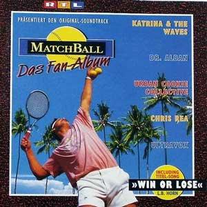 matchball (cd compilation, 16 tracks)