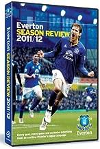 Everton 2011/12 Season Review [DVD]