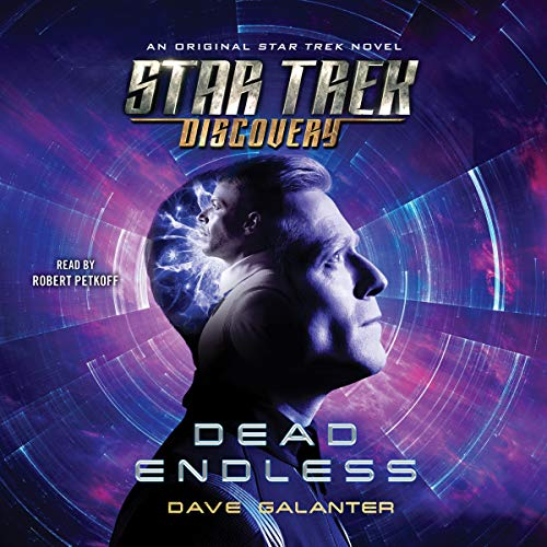 Star Trek: Discovery: Dead Endless audiobook cover art