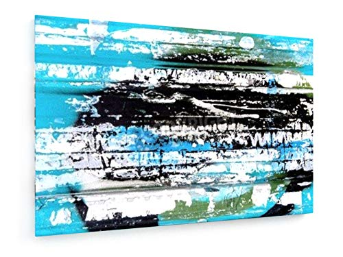 weewado Veerachai SIL-ngamlert - Galvanizado 30x20 cm Impresion en Lienzo - Muro de Arte - Canvas, Cuadro, Poster - Abstract