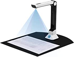 $69 » Document Camera Stand for Teachers Laptop, USB Portable Scanner with Real-time Projection Video Recording Versatility A4 F...