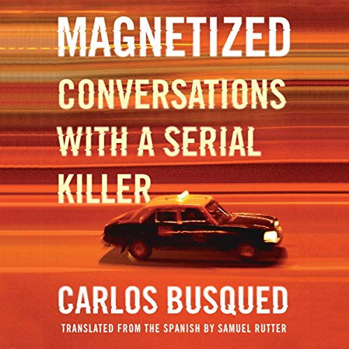 Magnetized audiobook cover art