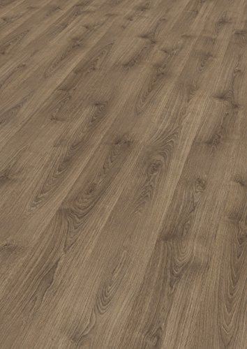 Egger 261670 Suelo laminado, Roble Brook Gris, Classic, Set