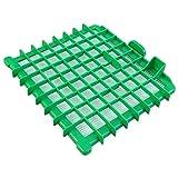 PakTrade Filtro de Hepa para Aspiradoras Rowenta Silence Force Extreme Compact RO564511, RO566111