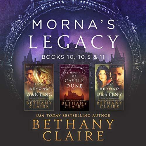 Morna's Legacy: Books 10, 10.5 & 11 cover art