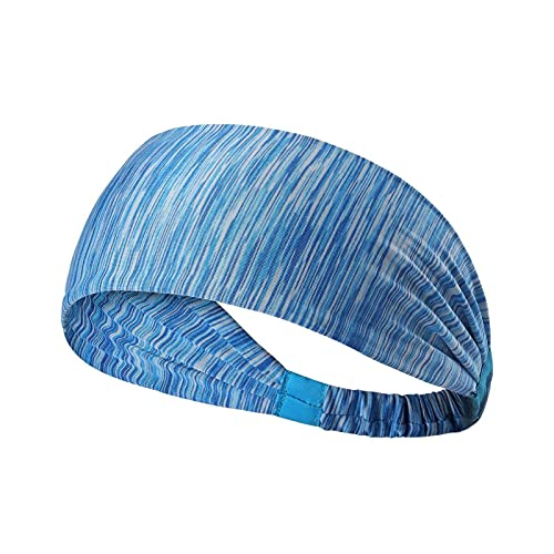 OUBALA Mujeres al Aire Libre Ponytail Sport Headband Correr Fitness Yoga Cálido Gimnasio Ciclismo Tenis Sweat Sweat Sweat Sweat Peurscarf (Color : It is for Summer)