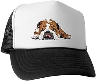 Teddy The English Bulldog Trucker Hat Baseball Cap