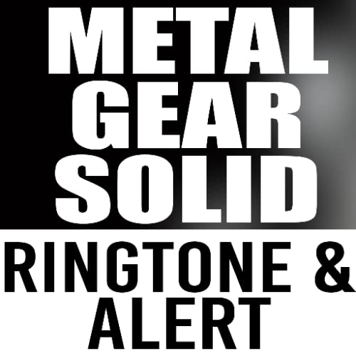 Metal Gear Solid Ringtone and Alert