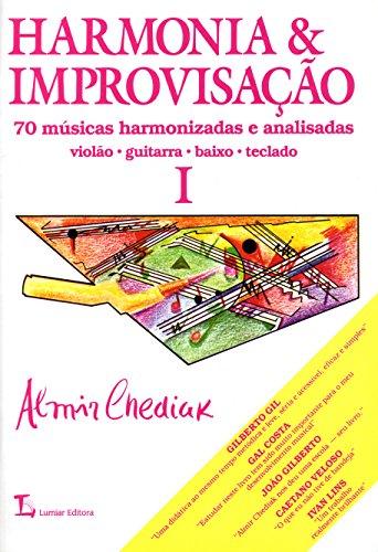 Harmonia e improvisação - Volume I