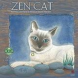 Zen Cat 2021 Calendar