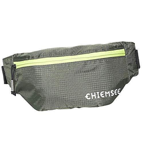 Chiemsee WAIST BAG Borsa Messenger, 39 cm, 2 liters, Verde (Dusty Olive)