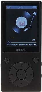 RUIZU D11 8GB MP3 MP4 Player Bluetooth Music Player FM Radio Voice Recorder TF Card Slot 3.5mm Earphone Built-in Mic Speak...