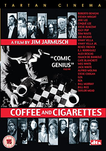 Coffee And Cigarettes [DVD] [Reino Unido]