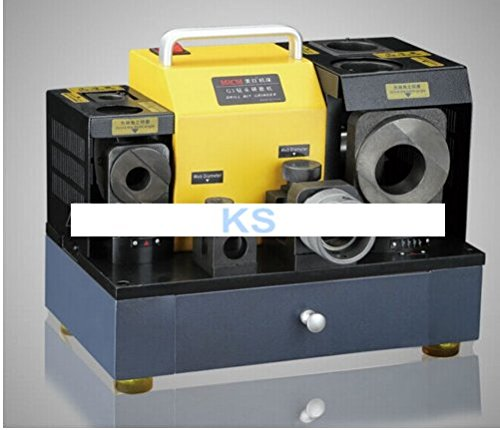 Best Price Kohstar MR-G3 Drill Bit Grinding Machine for 2-32 mm 85 - 140 Angle CE Certification