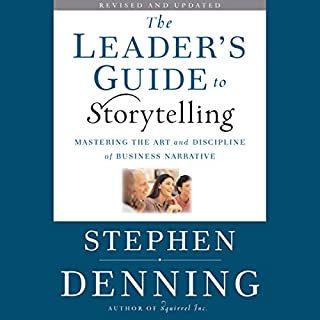The Leader's Guide to Storytelling cover art