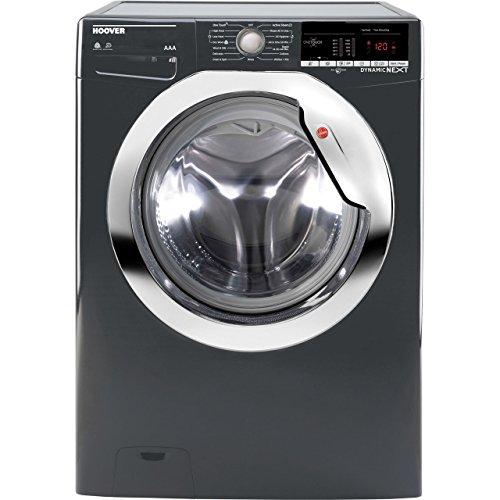 Hoover Dynamic Next WDXOA4106HCR Freestanding Washer Dryer 10+6kg 1400 Spin Graphite