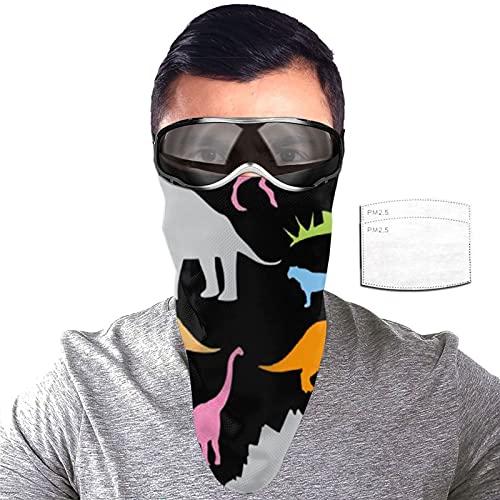 ZORIN Bandana de protección solar con 2 filtros para el cuello