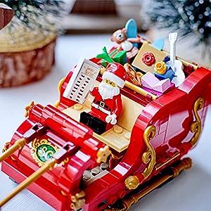 Amazon.co.jp - レゴ  サンタのそり 40499