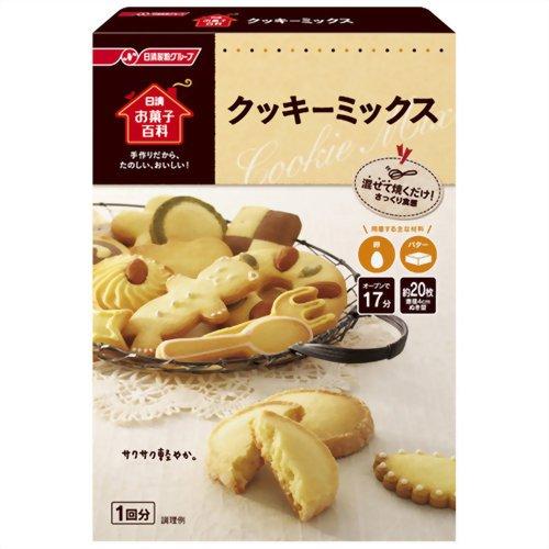 日清フーズ お菓子百科クッキーミックス 200g
