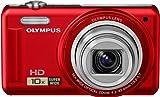 Olympus VR-310 Appareil Photo Numérique 14 Mpix Zoom 10x Rouge