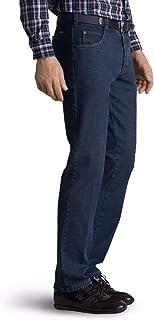 MEYER  Herren Stretch Thermo Hose Jeans Dublin mit Gürtel 2-3914//18