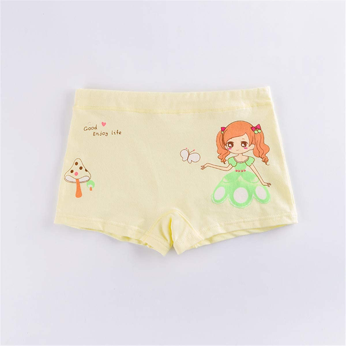 Lot de 5 boxers pour petites filles et b/éb/és motif princesse lapin fraise