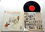 It's A Beautiful Day Marrying Maiden - Columbia Records1969 - Used Vinyl LP Record - 1971 Reissue Pressing CS 1058 With Jerry Garcia - The Dolphins - Do You Remember The Sun? - Soapstone Mountain